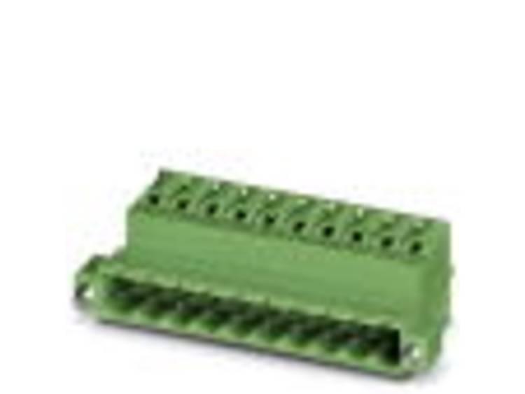 Phoenix Contact Busbehuizing-kabel FKIC Totaal aantal polen 10 Rastermaat: 5.08 mm 1873582 50 stuks