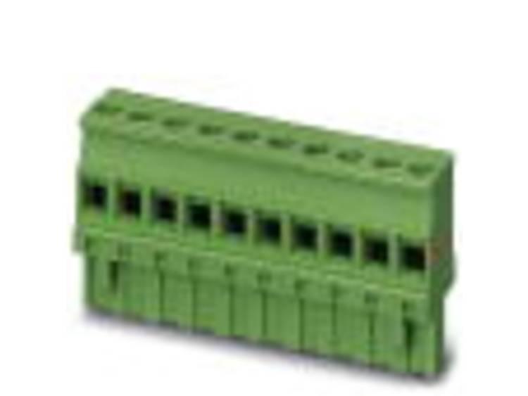 Phoenix Contact Busbehuizing-kabel MVSTBR Totaal aantal polen 4 Rastermaat: 5.08 mm 1912427 50 stuks