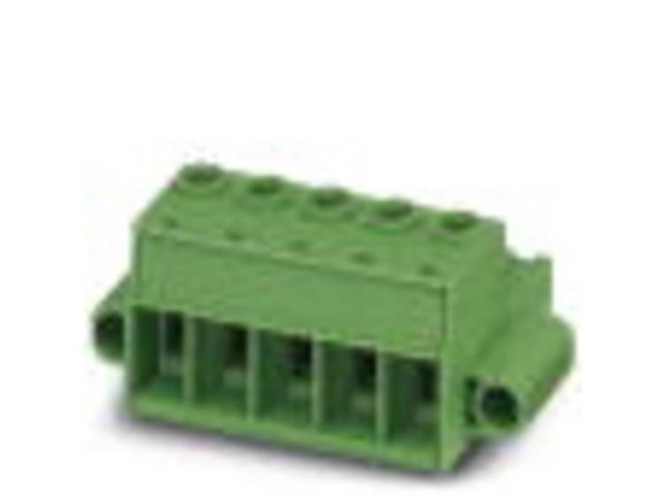 Phoenix Contact Busbehuizing-kabel PC Totaal aantal polen 9 Rastermaat: 10.16 mm 1967524 50 stuks