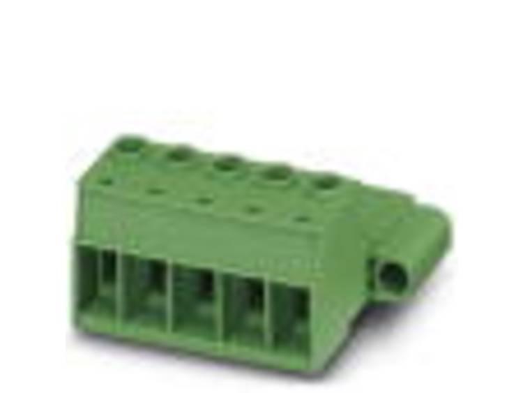 Phoenix Contact Penbehuizing-kabel IPC Totaal aantal polen 5 Rastermaat: 10.16 mm 1969483 50 stuks