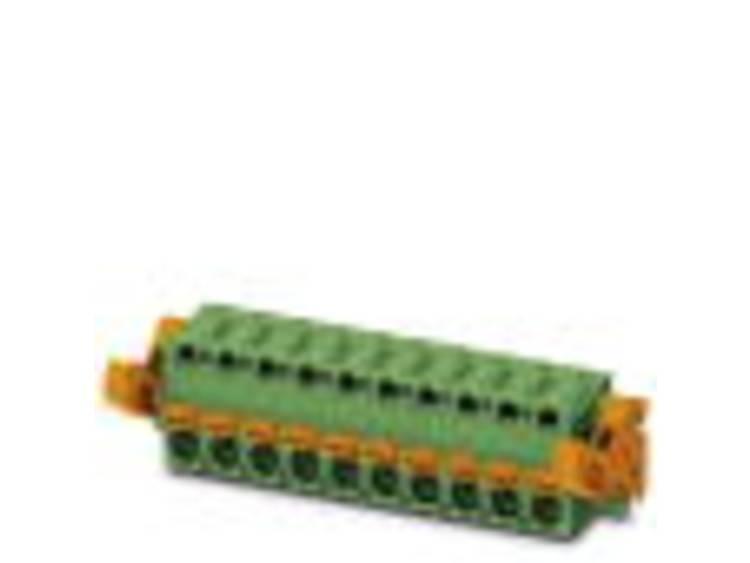 Phoenix Contact Penbehuizing-kabel FKC Totaal aantal polen 5 Rastermaat: 5.08 mm 1792546 50 stuks