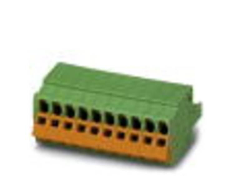 Phoenix Contact Busbehuizing-kabel QC Totaal aantal polen 2 Rastermaat: 5 mm 1717961 50 stuks