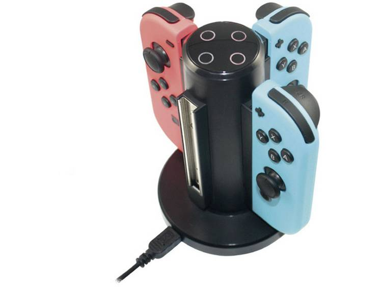Nintendo R2GNSW4IN1CHA Laadstation controller voor Nintendo Switch