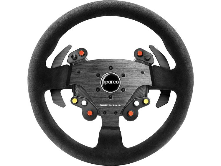 Stuur Thrustmaster TM Rally Wheel AddOn Sparco R383 Mod PlayStation 4, PlayStation 3, Xbox One, PC Carbon