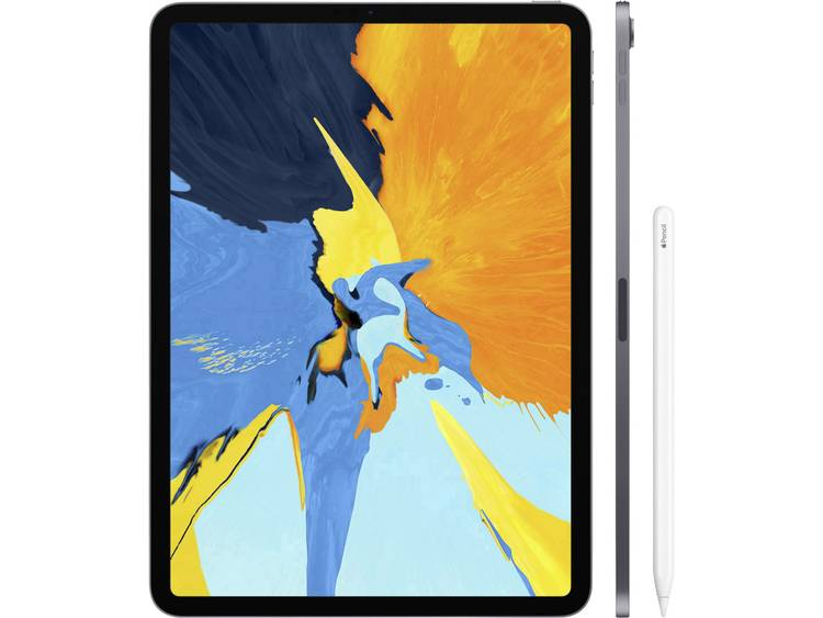 Apple iPad Pro 11 WiFi 256 GB Spacegrijs