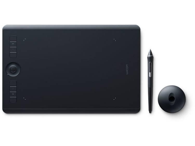 Wacom Intuos Pro M – PTH-660 (FR, ES, IT, NL) Bluetooth Grafisch tablet Zwart