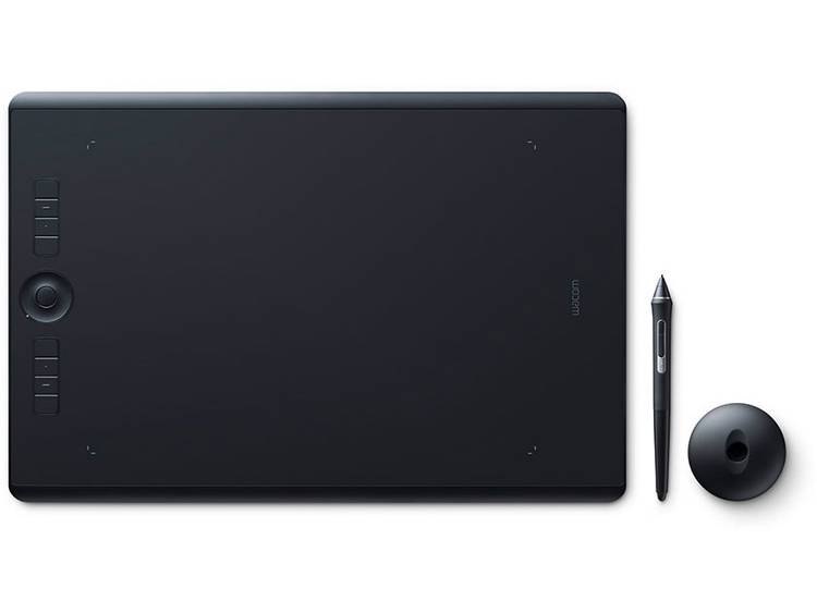 Wacom Intuos Pro L PTH-860 (FR, ES, IT, NL) Bluetooth Grafisch tablet Zwart