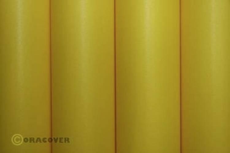 Oracover Oratex 10-030-022 Bespanning (l x b) 2 m x 60 cm Cub-geel