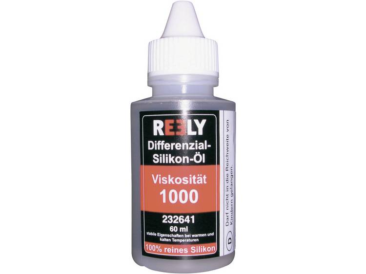 Reely Siliconnen differentieelolie Viscositeit CST / CPS 50000 60 ml