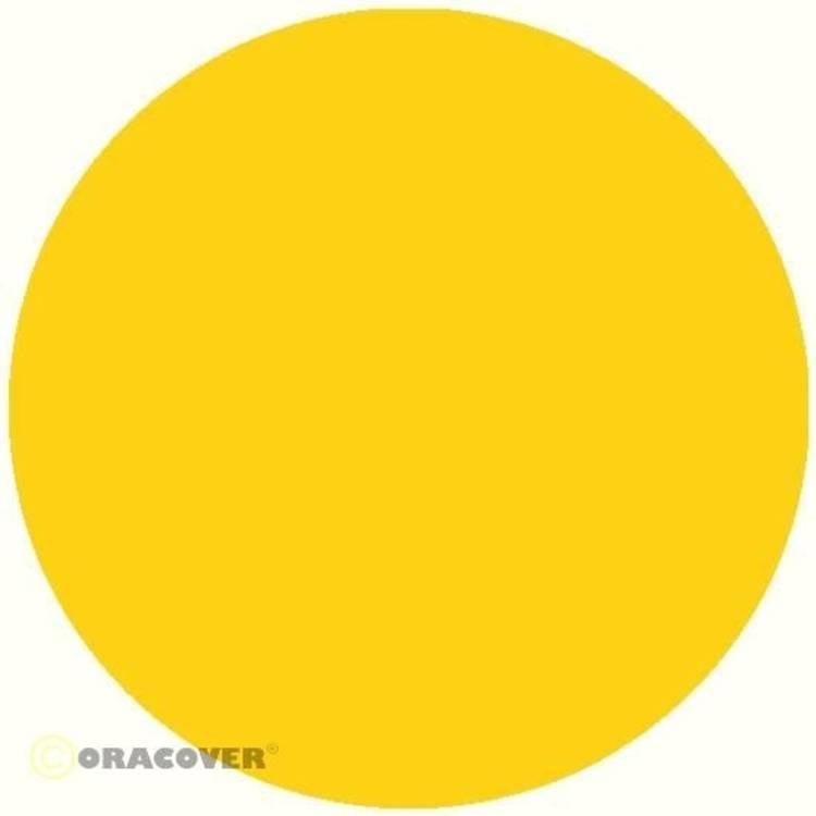 Sierstroken Oracover Oraline 26-033-005 (l x b) 15 m x 5 mm Cadmium-geel
