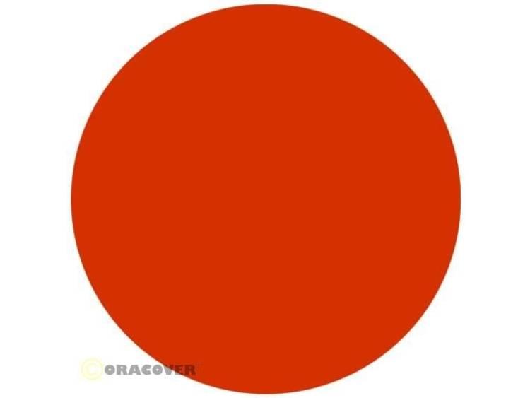 Sierstroken Oracover Oraline 26-060-006 (l x b) 15 m x 6 mm Oranje