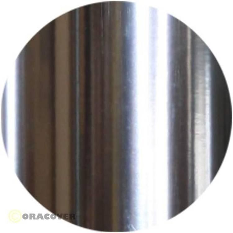 Sierstroken Oracover Oraline 26-090-006 (l x b) 15 m x 6 mm Chroom