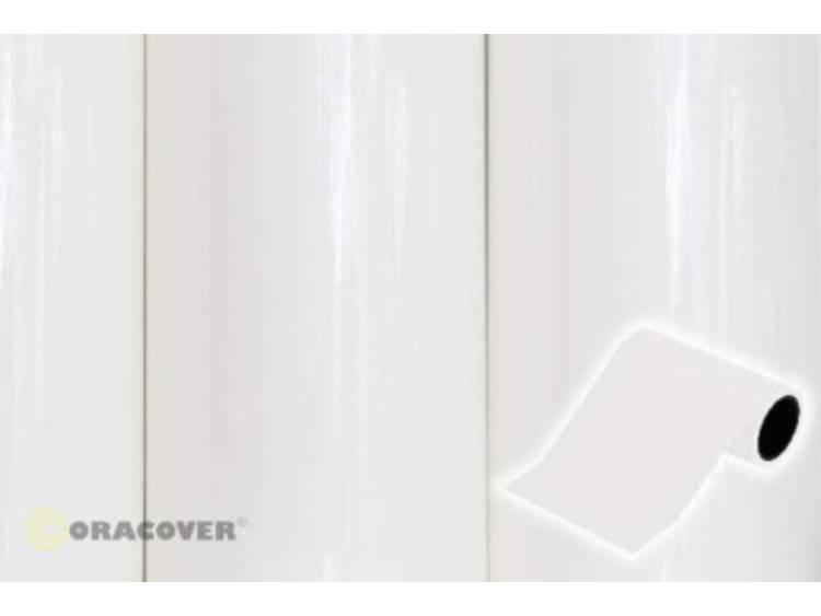 Oracover Oratrim 27-010-005 Decoratiestrepen (l x b) 5 m x 9.5 cm Wit
