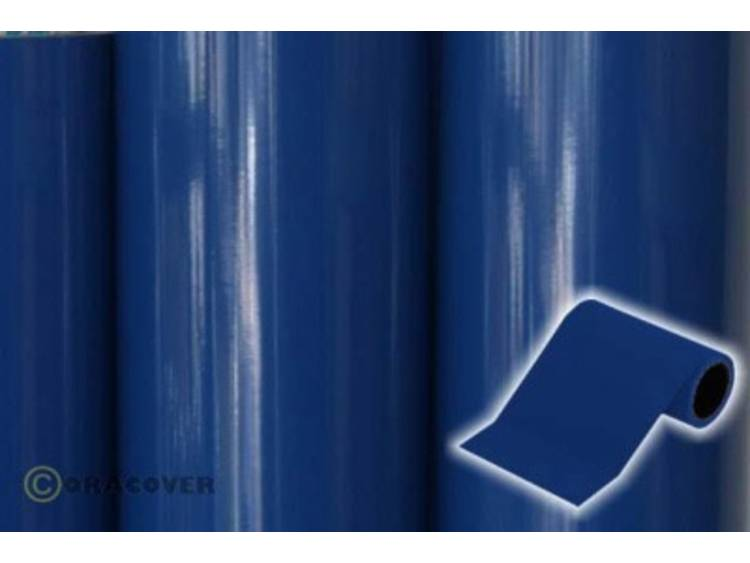 Oracover Oratrim 27-050-005 Decoratiestrepen (l x b) 5 m x 9.5 cm Blauw