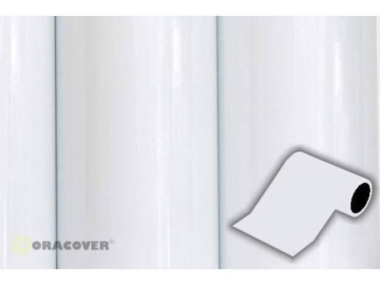 Oracover Oratrim 27-210-005 Decoratiestrepen (l x b) 5 m x 9.5 cm Schaal-wit