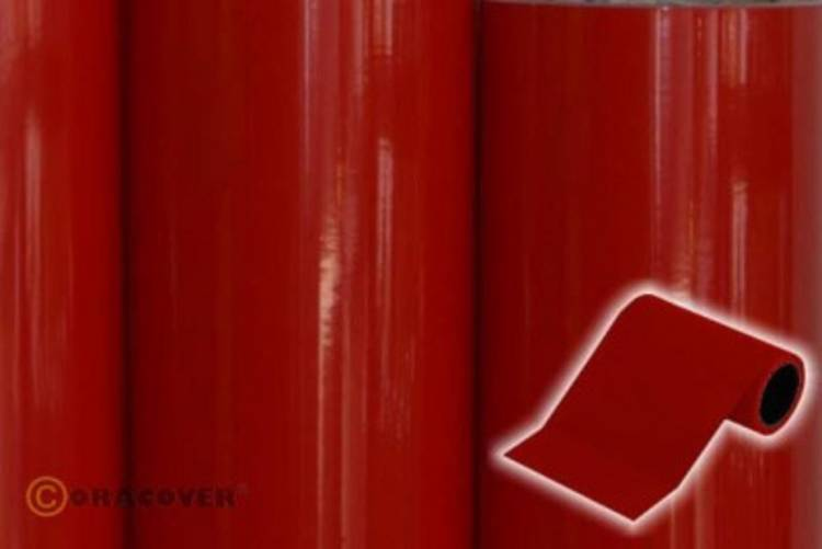Oracover Oratrim 27-023-002 Decoratiestrepen (l x b) 2 m x 9.5 cm Ferrari-rood