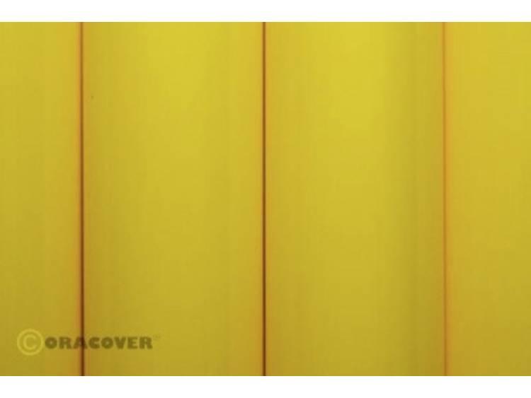 Oracover Easycoat 40-033-010 Spanfolie (l x b) 10 m x 60 cm Geel