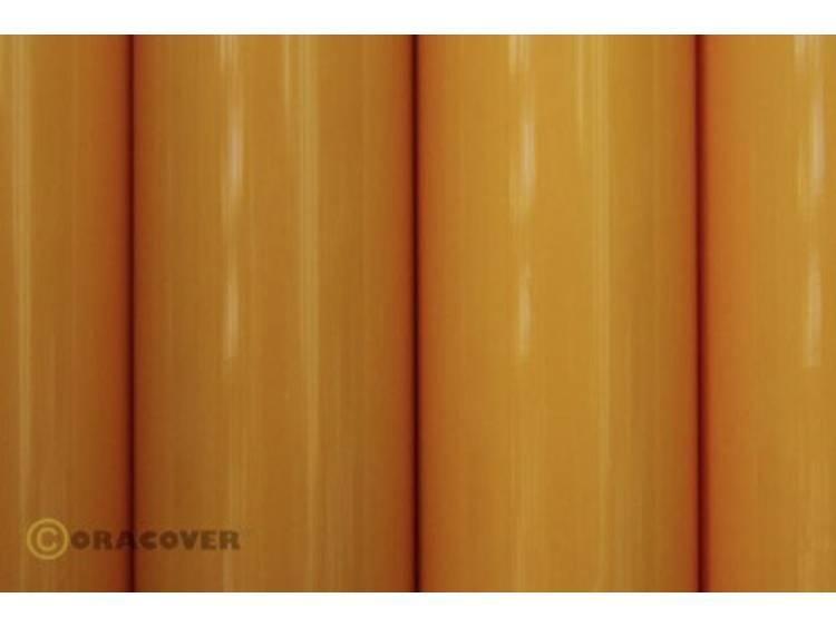 Oracover Easycoat 40-032-010 Spanfolie (l x b) 10 m x 60 cm Goud-geel