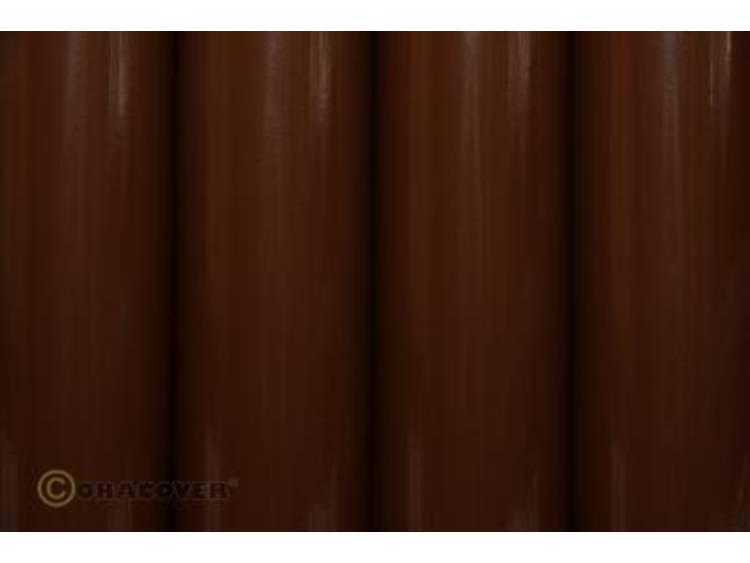 Oracover Oralight 31-081-002 Strijkfolie (l x b) 2 m x 60 cm Bruin