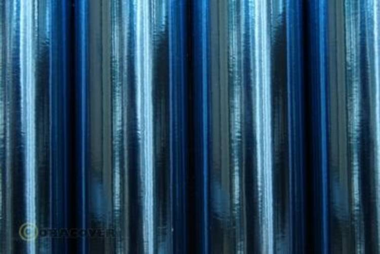 Oracover Oralight 31-097-002 Strijkfolie (l x b) 2 m x 60 cm Light-chroomm-blauw