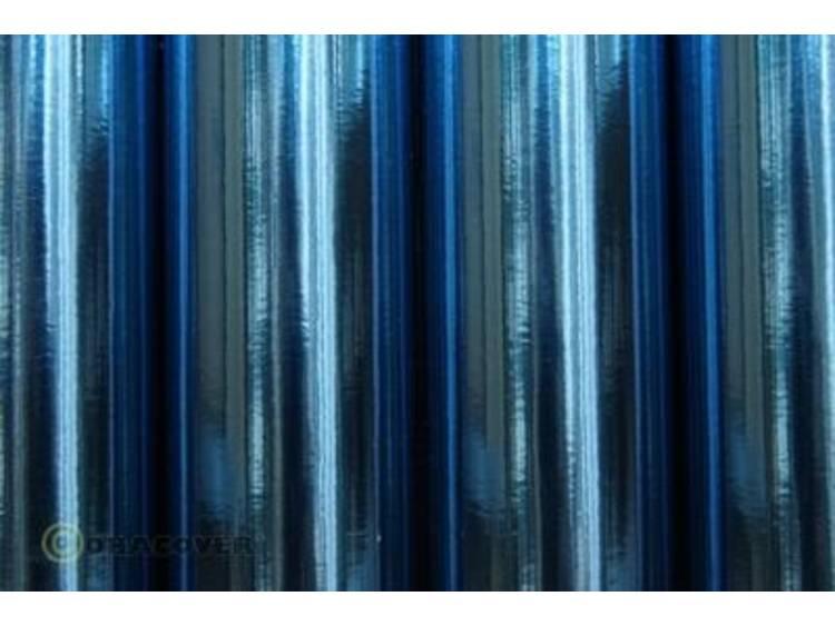 Oracover Oralight 31-097-010 Strijkfolie (l x b) 10 m x 60 cm Light-chroomm-blauw