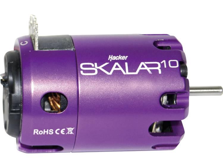 Brushless elektromotor voor autos Skalar 10 Hacker kV (rpm/volt): 5500 Aantal windingen (turns): 6.5