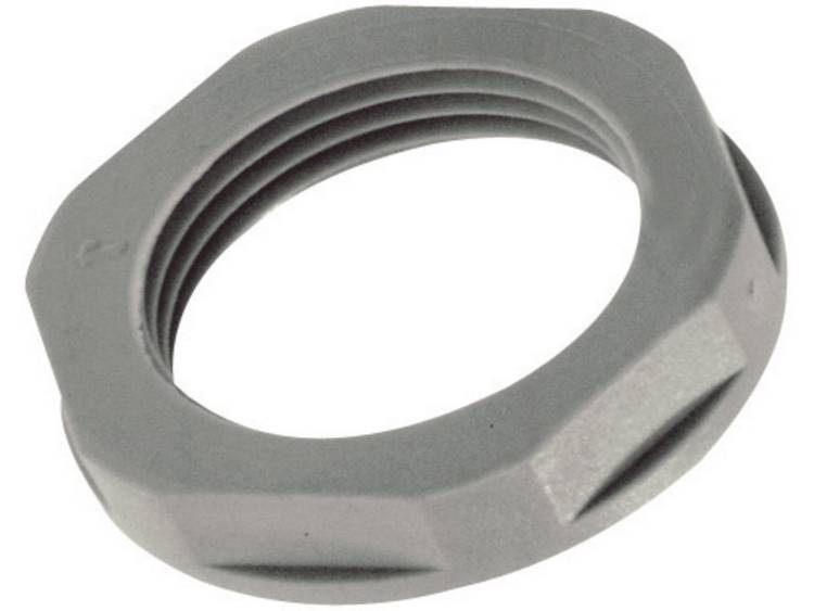 Contramoer M16 Polyamide Grijs-wit (RAL 7035) LAPP SKINTOP® GMPL-GL-M16 x 1.5 1 stuks