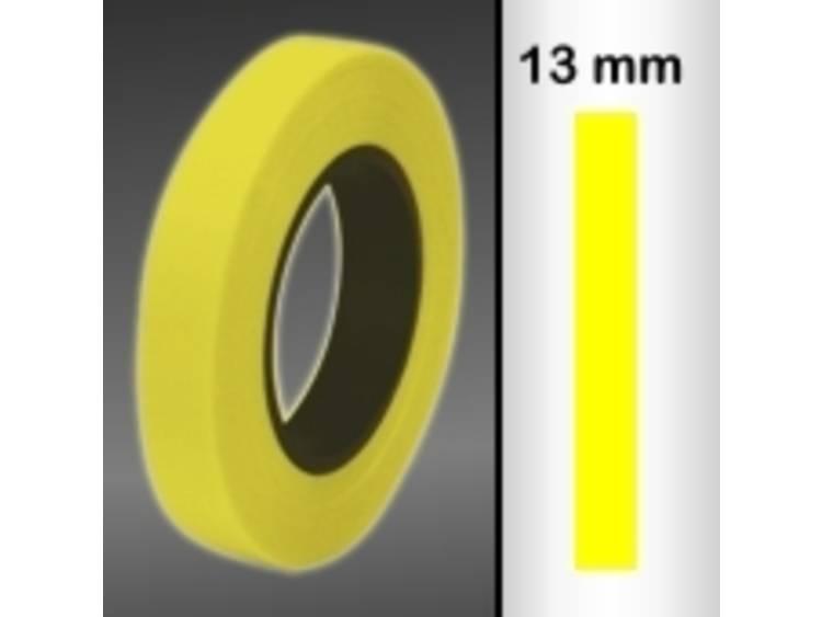 Sierstroken Oracover Oraline 26-039-013-M (l x b) 15 m x 13 mm Transparant geel