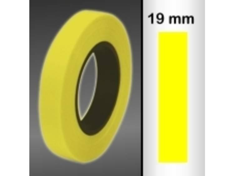 Sierstroken Oracover Oraline 26-039-019-M (l x b) 15 m x 19 mm Transparant geel
