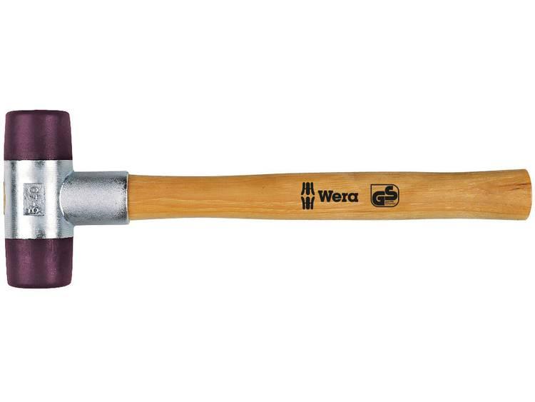 Wera 102 05000505001 Kunststof hamer Middelhard 232 g 250 mm