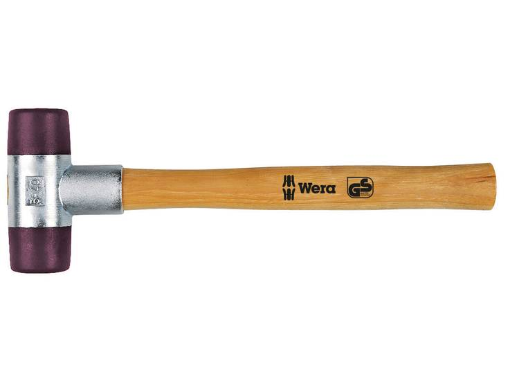 Wera 102 05000535001 Kunststof hamer Middelhard 912 g 380 mm