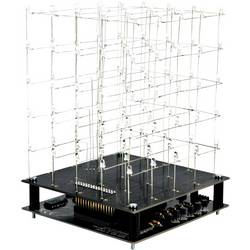 LED stavebnica kocka Velleman K8018W, 9 V/DC, stavebnica