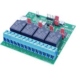 Spínací modul SHR-12 X4 pro přijímací modul CX-12 R SVS Nachrichtentechnik 01274.94, 10 - 14 V/DC