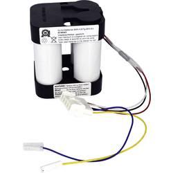 Akumulátor do ruční svítilny Eisemann Náhrada za originální akumulátor HSE7EX / SEB8 ex 4.8 V 8000 mAh