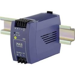 Sieťový zdroj na montážnu lištu (DIN lištu) PULS MiniLine ML50.100, 1 x, 24 V/DC, 2.1 A, 50 W