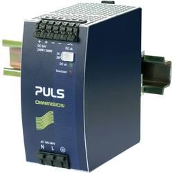 Sieťový zdroj na montážnu lištu (DIN lištu) PULS DIMENSION QS10.241, 1 x, 24 V/DC, 10 A, 240 W