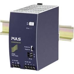 Sieťový zdroj na montážnu lištu (DIN lištu) PULS DIMENSION CPS20.241, 1 x, 24 V/DC, 20 A, 480 W