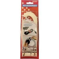 Pásek se suchým zipem FASTECH® 696-010, (d x š) 5000 mm x 10 mm, bílá, 5 m