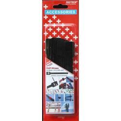 Na naskrutkovanie káblový manažér na suchý zips FASTECH® 894-008, (d x š) 225 mm x 13 mm, čierna, 10 ks
