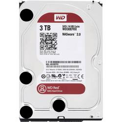 "Interní pevný disk 6,35 cm (2,5"") Western Digital WD Red™ Plus WD10JFCX, 1 TB, Bulk, SATA III"