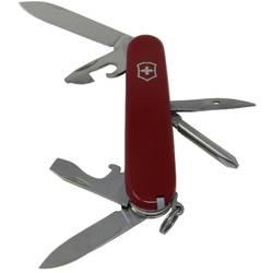 Švajčiarsky vreckový nožík Victorinox Tinker 1.4603, červená