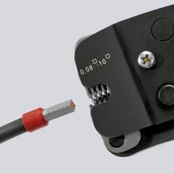 Samonastavovací krimp. kleště pro dutinky Knipex 97 53 08, 0.08 do 10 mm²