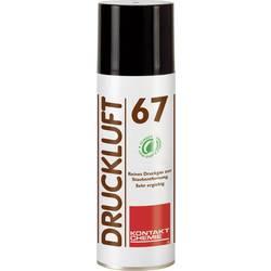 Sprej se stlačeným vzduchem nehořlavý Kontakt Chemie DRUCKLUFT 67 33170-DE, 100 ml