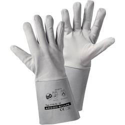 Pracovní rukavice L+D worky ARGON-Stulpe 1710, Kožené rukavice z napy/kožené manžety, velikost rukavic: 10, XL