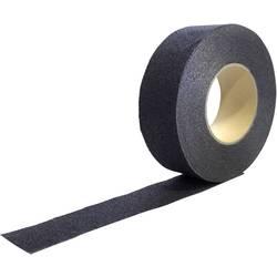 Protiskluzná lepicí páska COBA Europe, 18,3 cm x 50 cm, černá