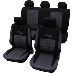 Autopoťahy cartrend Active 60122, sedadlo vodiča, sedadlo spolujazdca, zadné sedadlo, 11-dielna, polyester, strieborná