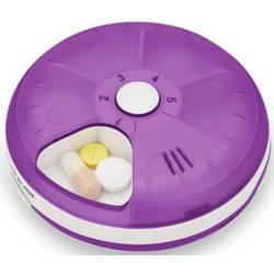 Zásobník na léky s alarmem a měřením pulsu, Scala Vergiss nix