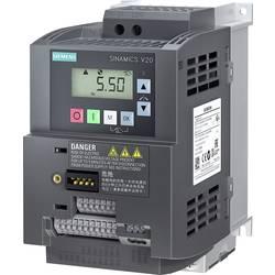 Frekvenční měnič Siemens FSB, 1.1 kW, 1fázový, 230 V