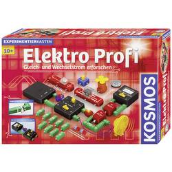 Experimentální stavebnice Malý elektronik Profi Kosmos 620813, od 10 let
