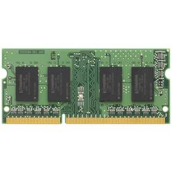 RAM modul pro notebooky Kingston ValueRAM KVR13S9S8/4 4 GB 1 x 4 GB DDR3 RAM 1333 MHz CL9 9-9-24
